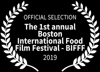 The 1st annual Boston International Food Film Festival Laurels